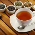 Thé et théière électrique